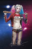 Suicide Squad: Harley Quinn by WittA