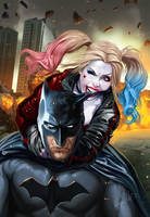 Justice League vs Suicide Squad #1 Variant by WittA