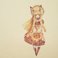 Classical Bunny by Loputyn