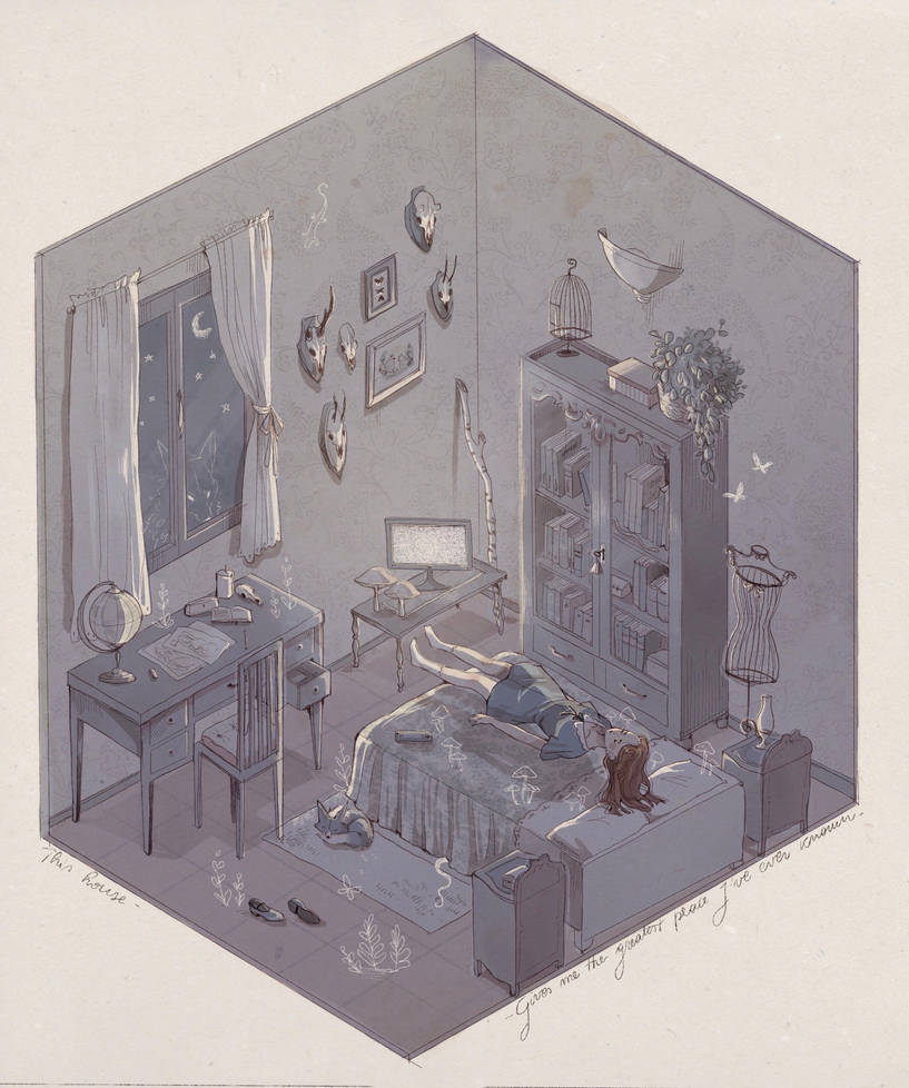 Home by Loputyn