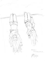 Hanging Around by yeogheyjie