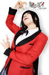 Yumeko Jabami by Mad-Hatter----X