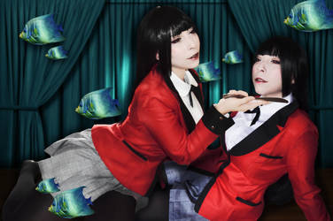 Yumeko OP by Mad-Hatter----X