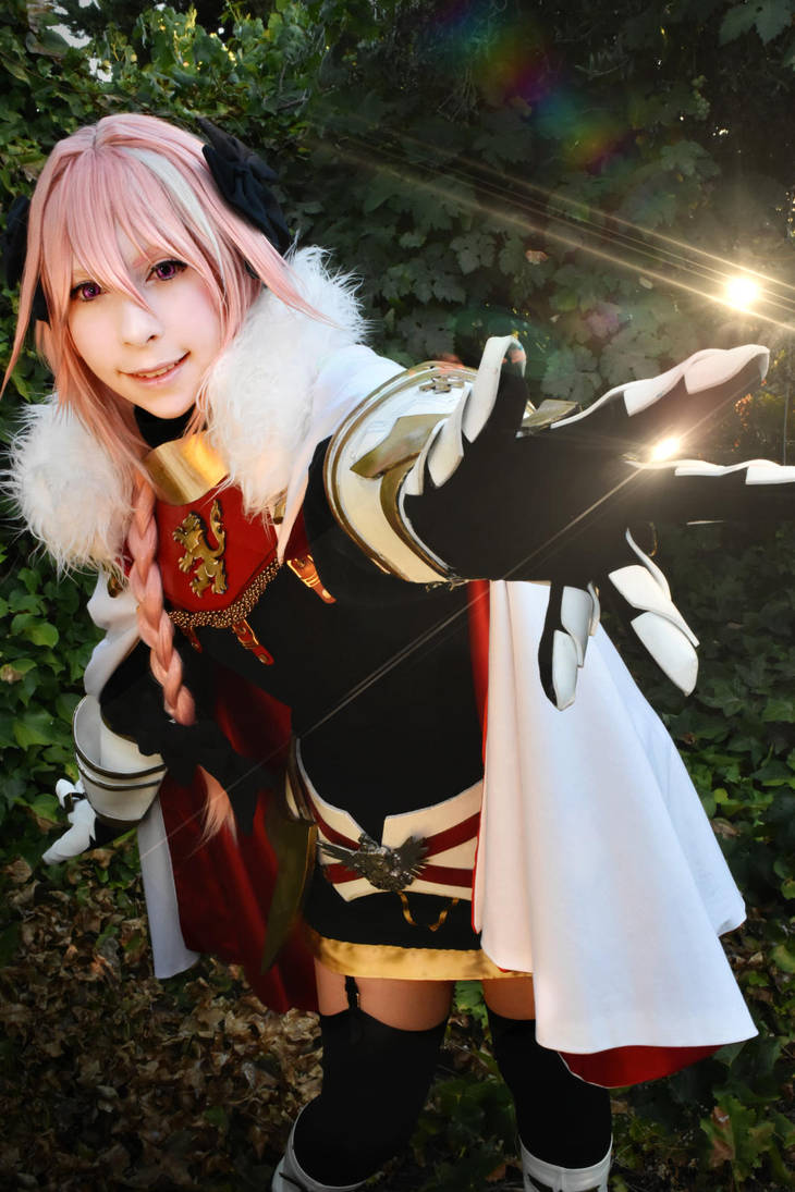 Astolfo - Fate Apocrypha by Mad-Hatter----X