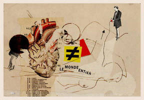 Le Monde Entier by drahomira