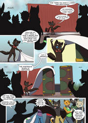 Not An Exact Science (page 1 of 2) by FalloutFoxDraws