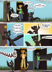 Not An Exact Science (page 2 of 2) by FalloutFoxDraws