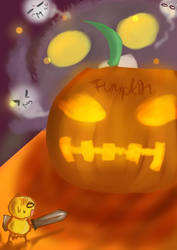 Trick_or_Treat_Halloween by hellones