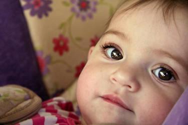 Sweet Baby Girl 3 by PridesCrossing