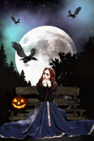 All Hallows Eve by PridesCrossing