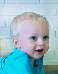 Wyatt Is 2 Years Old by PridesCrossing
