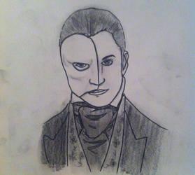 Phantom of the Opera - Erik by skeletonjackpumpkin