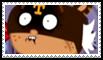 Epic Tigre Face Plz Stamp by schwarzekatze4