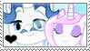 .:request:. FancyFleur Stamp by schwarzekatze4