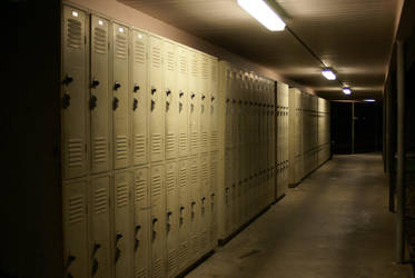 Lockers by Trisa-Sxy-Stock