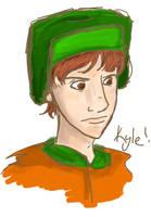 Kyle Broflovski by acciosnitch