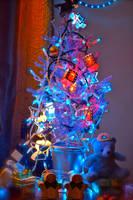 Chanukah Lights by Mommynightskye