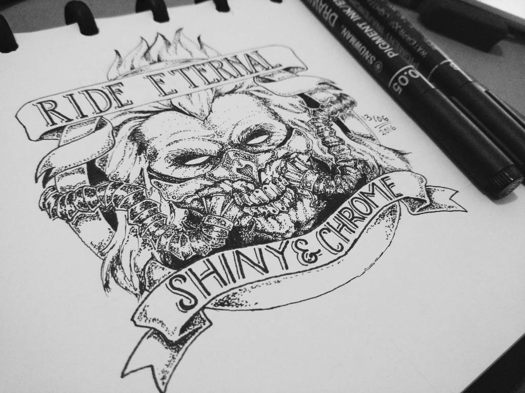 Immortan Joe Ride Eternal Tattoo Design By Flazuard7 On Deviantart