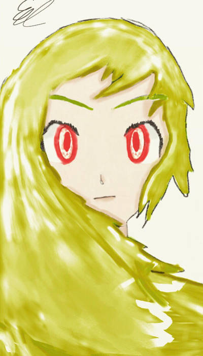 A Fire In Her Eyes Annabeth Toadstool Status By Deviantgameroc On