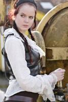 Lady McSteamy by BlackvelvetSITC