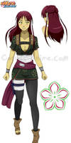 Naruto OC: Kasumi Muso by reign-love