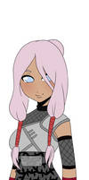 Naruto Next Gen OC: Airi Ito by reign-love