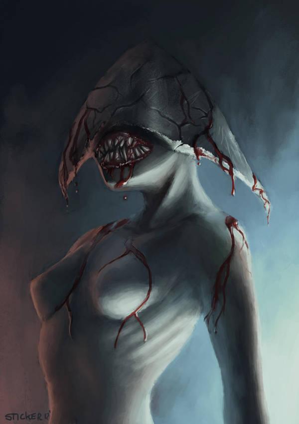 Demon by stickerb