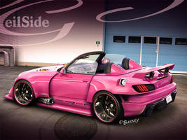 Honda S2000 GeilSide by BarneyHH