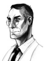Medic doodle by tupuchan