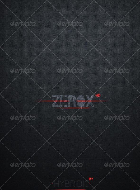 ZEROX by hybridic