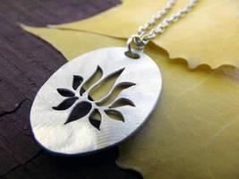 Lotus Flower by MoonLitCreations