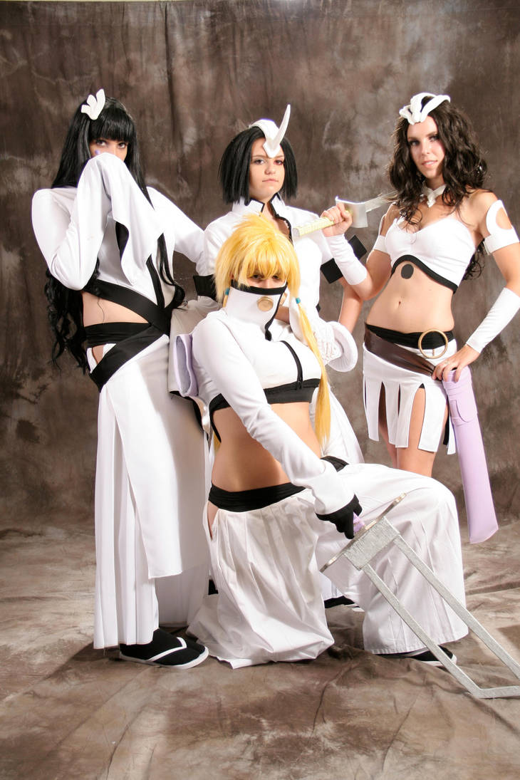 Hueco Mundo Heartbreakers by DrakeLuna