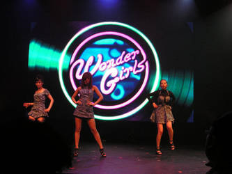 Wonder Girls 2DT by DrakeLuna