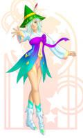 Lybria - Soul Linker by Cleph