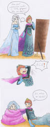 The Cape Heroine by Jalohauki