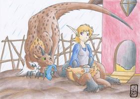 Basic Trust Training Tier 1 | Riekko by Jalohauki