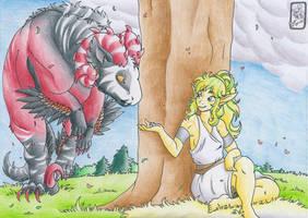Companionship by Jalohauki