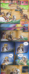 ...and start of the relationship (2/2) by Jalohauki