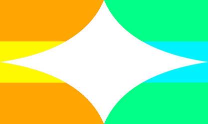 Emojigender Pride Flag by jfifles