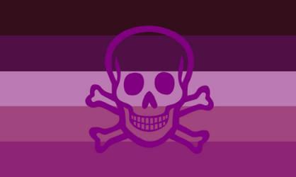 Poisongender Pride Flag by jfifles