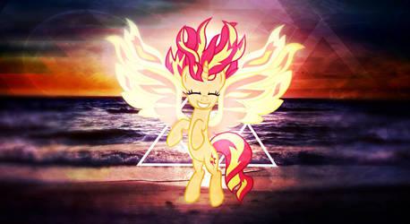 Like a Phoenix by Bubbly-Storm