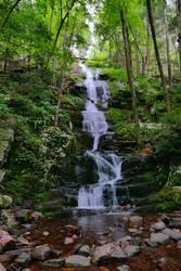 Buttermilk Falls by Goodbye-kitty975