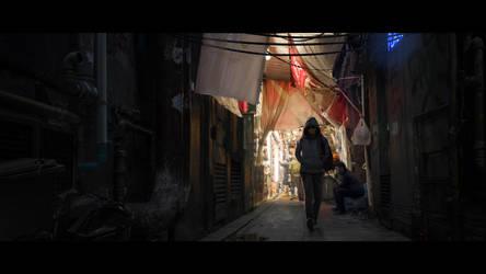 Black Market by OnMyOwnStudios