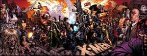 X-Men by renatofraccari