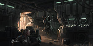 Alien: Isolation by onlychasing-safety