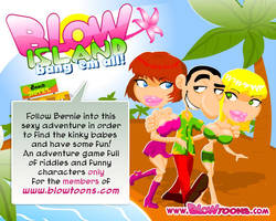 Blow Island promo by blowtoons
