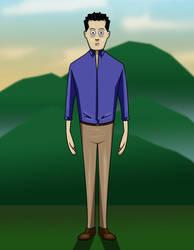 Ben Linus from LOST by joemanoh