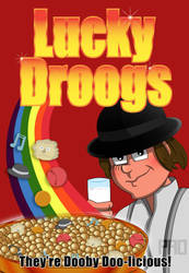 Lucky Droogs Cereal by joemanoh