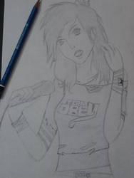 Rocker Alicia by AkunichiTaiga
