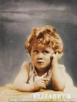 Little Princess Elizabeth by Livadialilacs